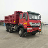 HOWOのダンプトラックのダンプカートラックの大型トラックのSinotrukの金王子