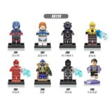 2016 synthons chauds X0113 de merveille de héros superbe de vente