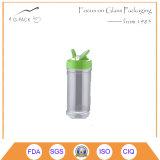 Armazenamento de garrafas PET/Spice Misturador com flip-top