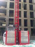 Palan de construction de fret et de passagers à vendre par Hstowercrane