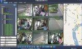 Автомобиль DVR/CCTV DVR SD с автомобилем DVR прессформы Google GPS/3G (HT-6605)