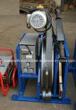 Sud800ポリエチレンのバット融接機械