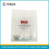 Gestempelschnittener Plastiklocher-Griff-verpackenbeutel