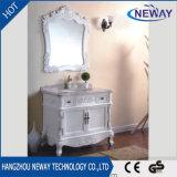 Governo di stanza da bagno di legno antico fisso della mobilia di nuovo disegno
