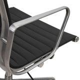 Chaise de directeur général en cuir d'aluminium en cuir véritable (RFT-A02)
