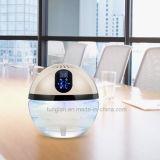 Heller Tischplattenluft-Reinigungsapparat des Wasser-Ionenregenbogen-LED