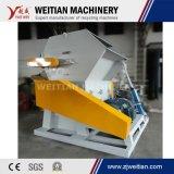 Máquina plástica forte do triturador