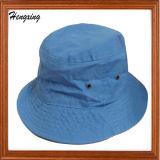 新しい方法固体オリーブ色カラー顧客用バケツの帽子