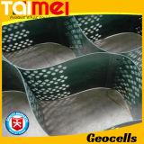 Ce Verklaarde HDPE van uitstekende kwaliteit Geocell voor Ballastbed, Helling