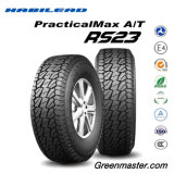 Pass-narrow Car Tyre Manufacturer PCR of animal SUV RK Mt Tyres Factory
