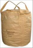 Type beige dehors sacs en bloc de cylindre de tonne
