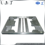 Pièce de usinage de précision en aluminium de composants de commande numérique par ordinateur