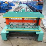 Einlagige Dach-Panel-Rolle, die Maschinerie bildet