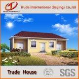 Estructura de acero de la luz de una instalación rápida de la casa
