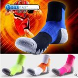 Calzino di sport della caviglia di Coolmax in vari colori e disegni
