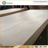 Poplar Core Fabricant de Panneau d'emballage d'épaisseur 3mm en contreplaqué Okume en Chine