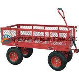 庭カートTc3250の車輪手トラック