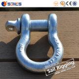 熱いすくいが電流を通した工場価格の中国の供給は私達をアンカー手錠造った