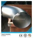 Cotovelo sem emenda do aço inoxidável de ASME B16.9 Ssa815 S31803