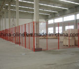 Warehouse Sperate Steel Wire Mesh Fence