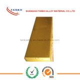 Tira de la bobina de cobre-berilio C17200 C17300 C17500