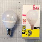 Bulbo aprovado do diodo emissor de luz do globo A60 9W E27 B22 2700k 6500k do Ce