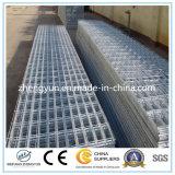 Panneau soudé galvanisé de treillis métallique (Factory&Exporter)