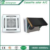 Type fendu révision de conduit de mode thermique solaire à C.A. d'hybride