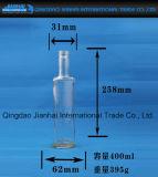 Quadratische Form-Glaswaren für Sesam-Schmieröltankanlage