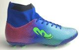 Zapato de fútbol con Flyknit calcetín alto