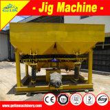 지그춤을 추는 기계장치를 분리하는 금 또는 구리 또는 중정석 또는 크롬 또는 철 또는 망간 광석 광업
