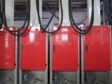 Цепной тип гофрированный подавать цепи Flexo - машина Diecutter принтера Flexo доски