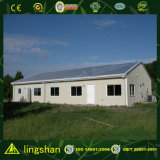 Дом Lingshan превосходная Prefab с ISO9001: 2008 (L-S-056)