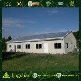Отличная Lingshan сегменте панельного домостроения в стальной дом с ISO9001: 2008