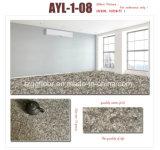Étage chaud de stratifié de plancher de vinyle de la vente 2016 dans le regard de marbre d'étage de Rolls
