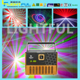 5W AnimationレーザーLight RGB MultiレーザーLight