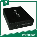 Boîte en carton ondulé personnalisé pour les fines Vêtements (FP200066)