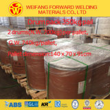 Collegare di saldatura rivestito di rame del CO2 di 70s-6/Aws A5.18 Er70s-6