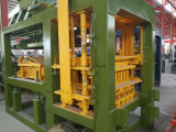 máquina de fabricación de ladrillos de concreto hidráulico6-15 Qt/Prensa Hidráulica máquina de fabricación de ladrillos