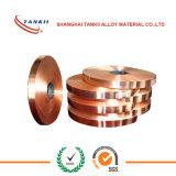 Reines kupfernes Band verwendet für elektrische Bauteile