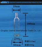 참기름 저장을%s 정연한 모양 유리 그릇