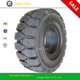 Neumático sólido de la marca, neumático de la carretilla elevadora, neumático sólido neumático