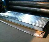 冷間圧延された波形の電流を通された鋼板