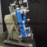 Máquina de etiquetado de la botella redonda para la máquina de etiquetado de las botellas de cristal