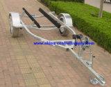 La utilidad de galvanizado de suministro de fábrica pequeña de 4,0 m y un mini Trailer Jet Ski CE400