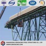 Структура транспортера стальная для электростанции