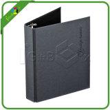 Hete Van het Bedrijfs karton van de Verkoop Zwarte Omslag 4 Ring Rinder A4 van het Dossier