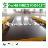 La venta caliente 18m m Brown/película negra hizo frente a la madera contrachapada