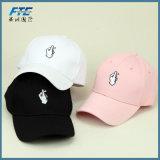 Gesto de algodón OEM gorras de béisbol de deporte personalizadas con Logo