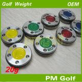 Design personalizado colorido Golf Peso (WG 01)